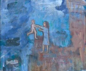 Albert Herbert, 'Jonah Arrives at Nineveh, 2004'.