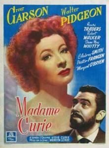 Madame Curie, 1944