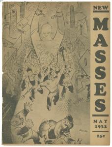 New Masses, May 1932