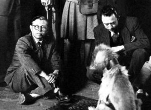 Sartre, Camus and dog