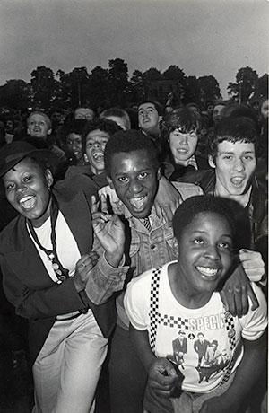 RAR Carnival, Leeds 1981, John Sturrock